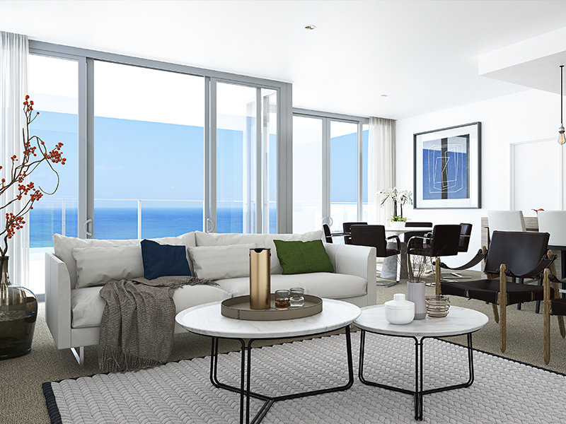 Modern Broadbeach Apartments