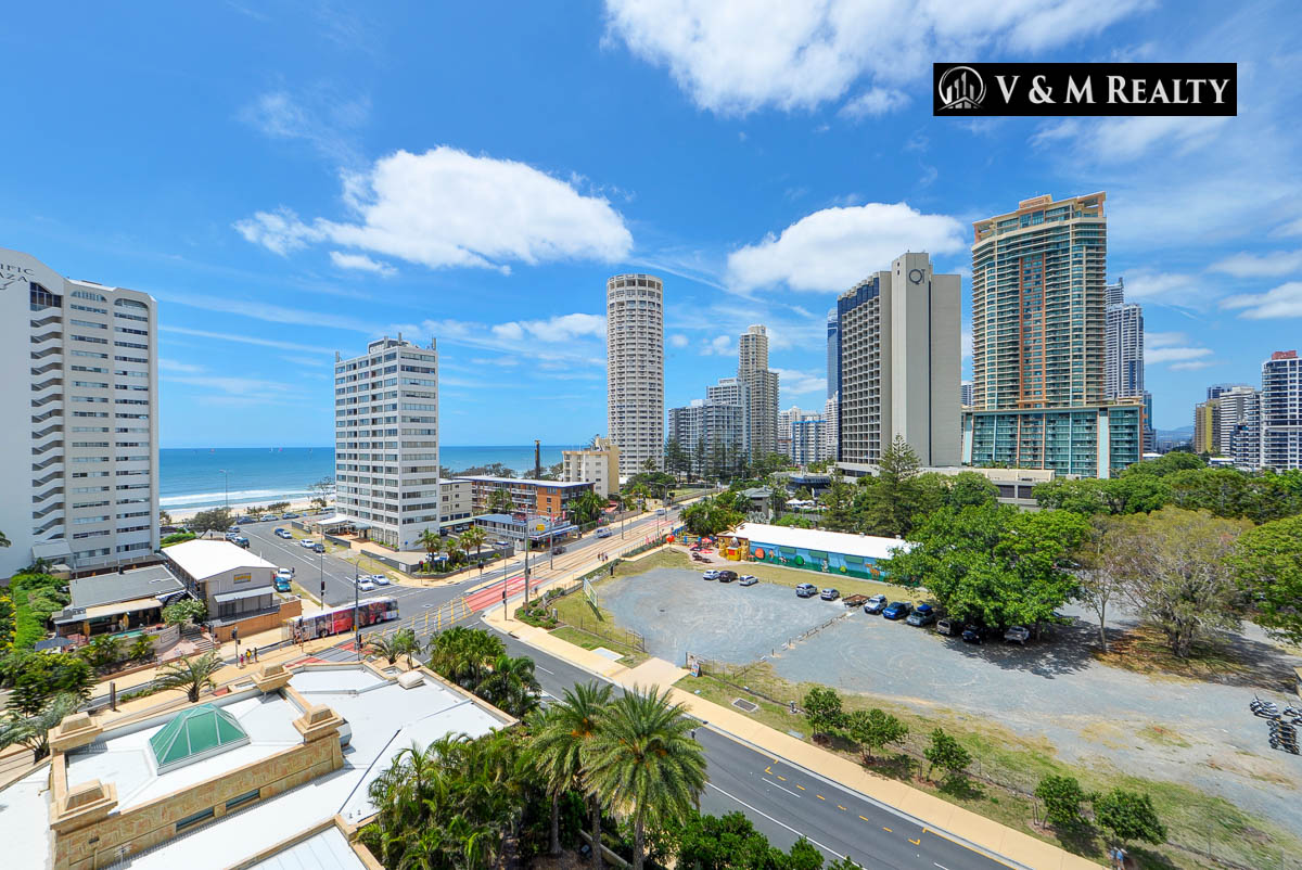 Large Ocean View Apartment in the heart of Surfers Paradise!