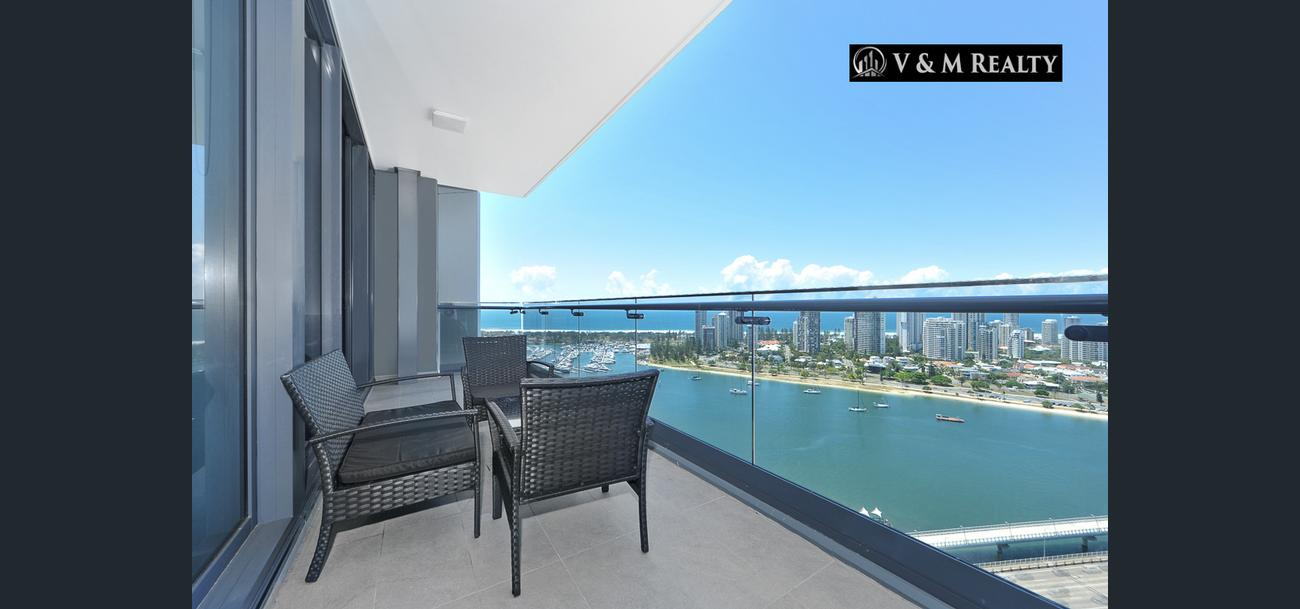 2510/2 Como Crescent Southport Qld 4215- Price dropped $40,000! Motivated Seller ! Offer Wanted !