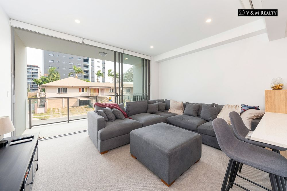 AFFORDABLE CITY-FRINGE LIVING IN BRISBANE! PRICE TO SELL!
