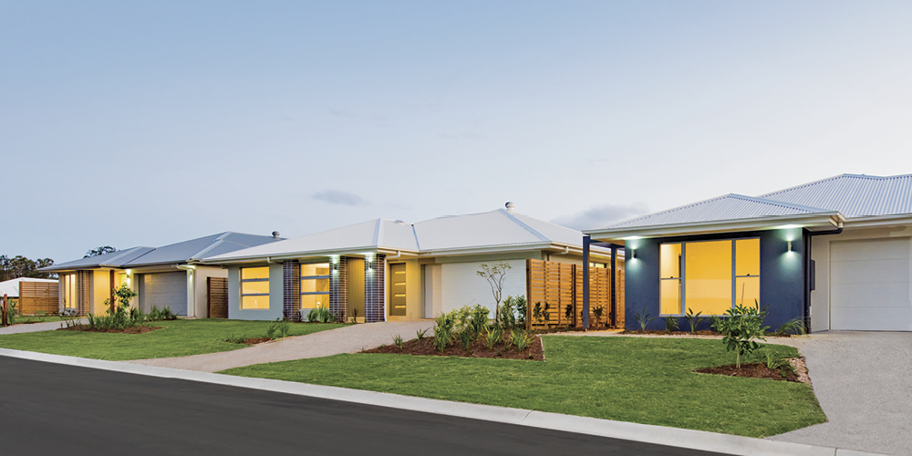 CONTEMPORARY HOMES! SURROUNDED BY EVERYTHING YOU NEED!